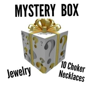 Jewelry - ❤️ Mystery ❔ Reseller Box 10 Fashion Chokers